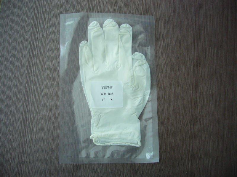 Latex Examination Gloves Zhangjiagang Free Trade Zone